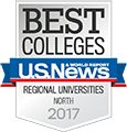 US News & World Report Best College Regional Universities North 2016