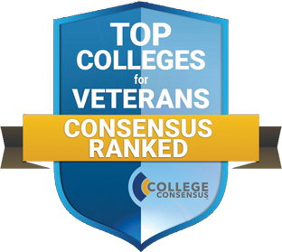 Top Colleges for Veterans Seal