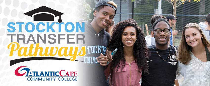 Stockton Transfer Pathways with Atlantic Cape Community College