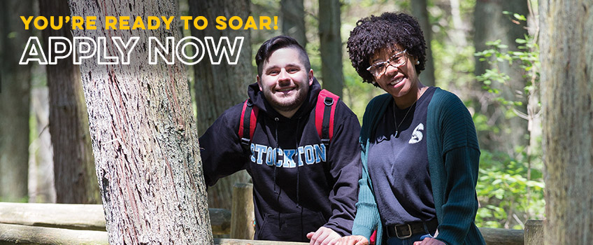 You're ready to soar! Apply now