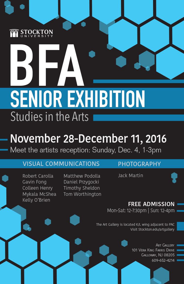 Exhibition Archive Art Gallery Stockton University
