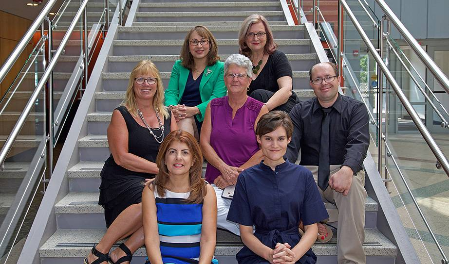 School of Arts and Humanities Dean's Office Staff
