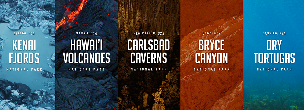Tour Through the Hidden Worlds of National Parks