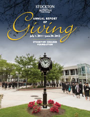 2012 Report of Giving