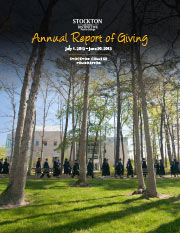 2013 Report of Giving