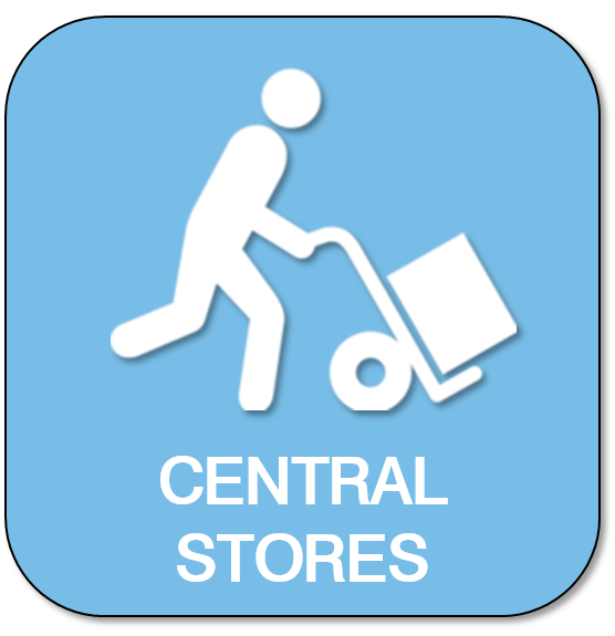 Central stores icon