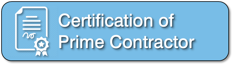 Cert of Prime Contract