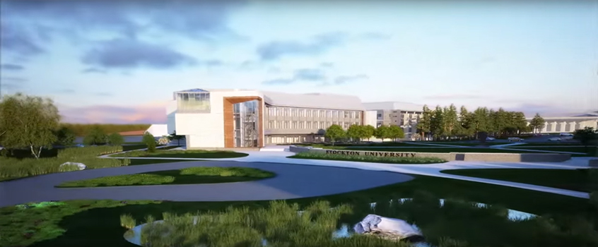 Rendering of Master Plan