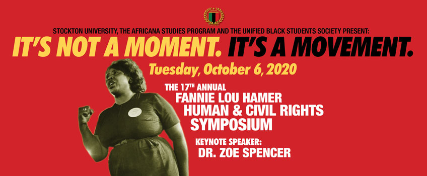 Fannie Lou Hamer - It's not a Moment, it's a Movement