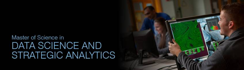 Data Science & Strategic Analytics