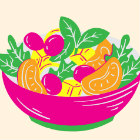 Graphic of Salad Bowl