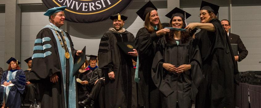 Doctoral and Master's Ceremony - Commencement | Stockton ...