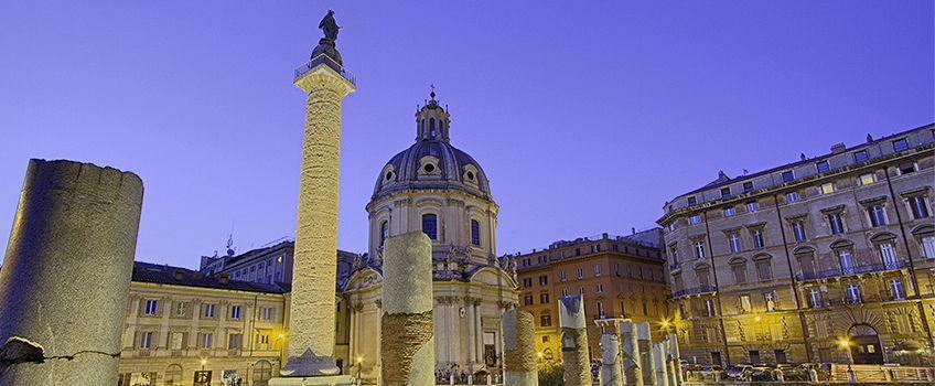 Photo of Roman Columns