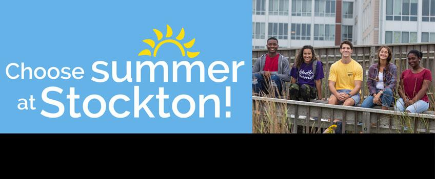Summer At Stockton