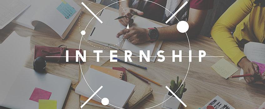 Business Internships Banner