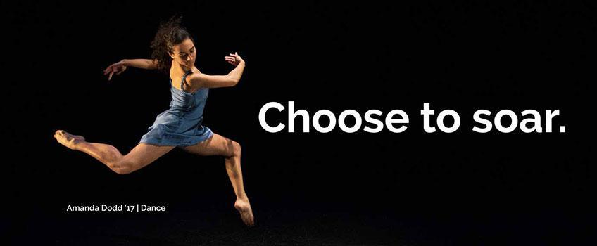 Choose to soar