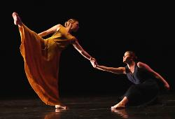 Choreography by Andrea Miller (Gallim Dance)