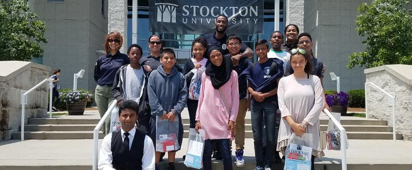 PAL Explorers come to Stockton