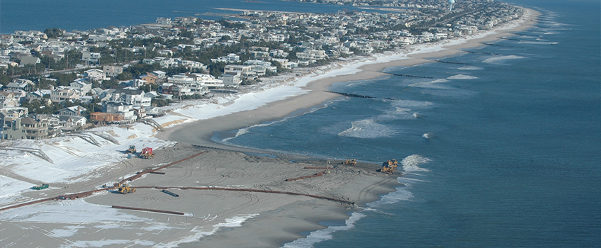 Beach Replenishment