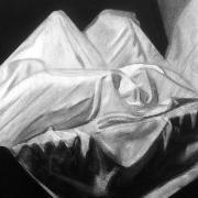 Drawing by Valerie Fiske