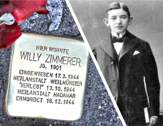 """Remembering Willy Zimmerer, Victim of the Nazis"""