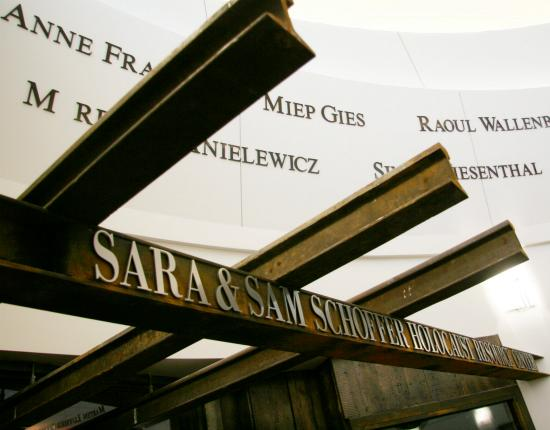 Welcome to the Sara & Sam Schoffer Holocaust Resource Center at Stockton University