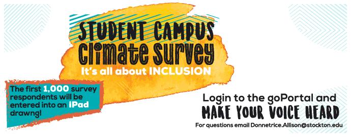 Student Campus Climate Survey - Make You Voice Heard