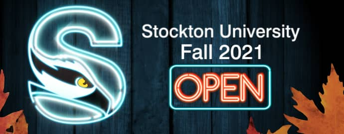 Stockton University Fall 2021 Opening Plan