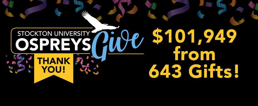 Thank You For Supporting Ospreys Give!