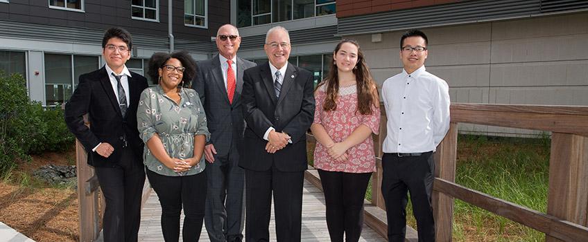$1 Million Gift Funds Leadership Scholarships