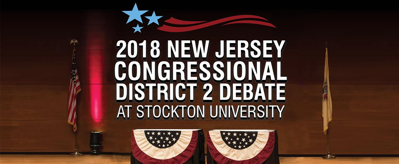 Watch the 2018 NJ Congressional District 2 Debate
