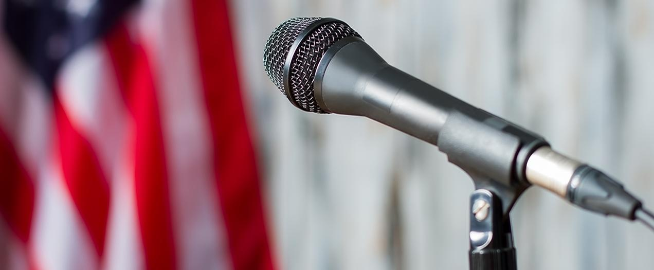 Congressional District 2 Candidates to Debate at Stockton University