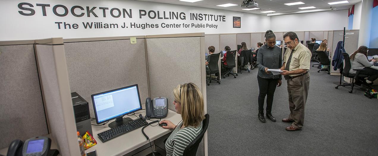Stockton Poll Shows U.S. Senate Race in Dead Heat