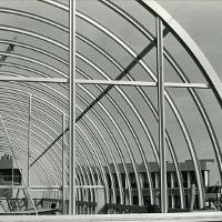 1972 Greenhouse construction