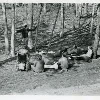 1980's Teaching Outside