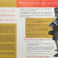 1968 NJ Public Buildings Election brochure