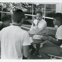 1980's Harvey Kesselman advising