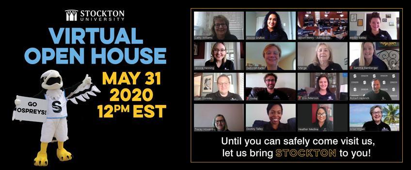 Register for Virtual Open House!