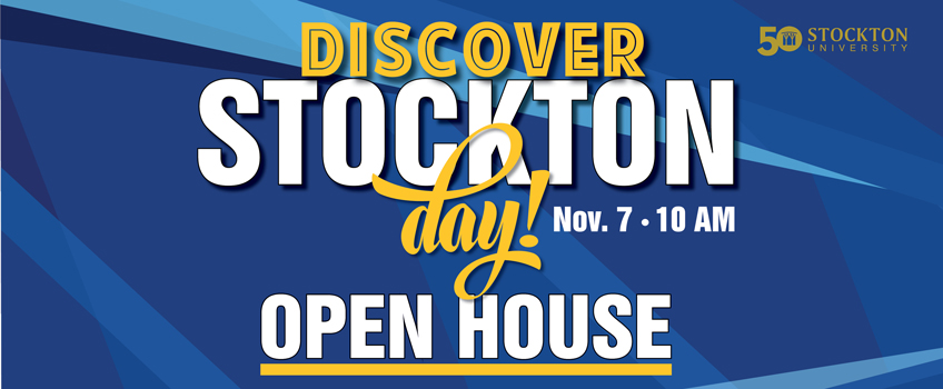 Join us this fall for an in-person open house!