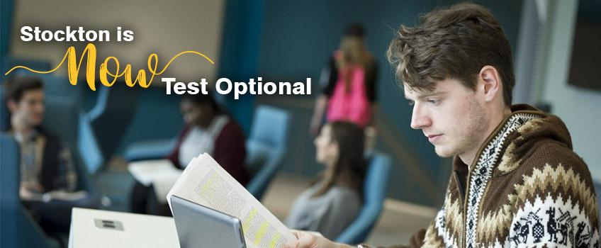 Test-Optional Admission for Fall 2019
