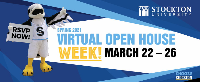 Register for our Spring Virtual Open House Week!