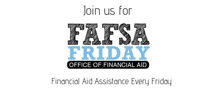 FAFSA Friday's