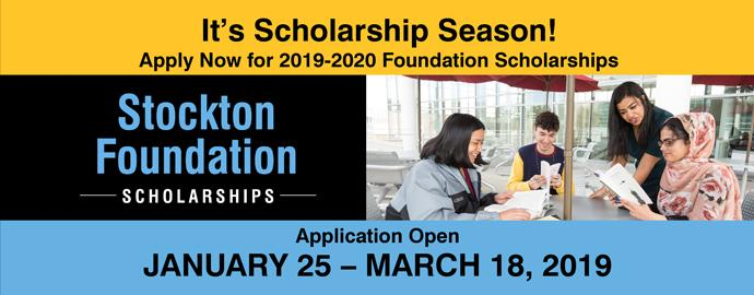 Apply for Foundation Scholarships