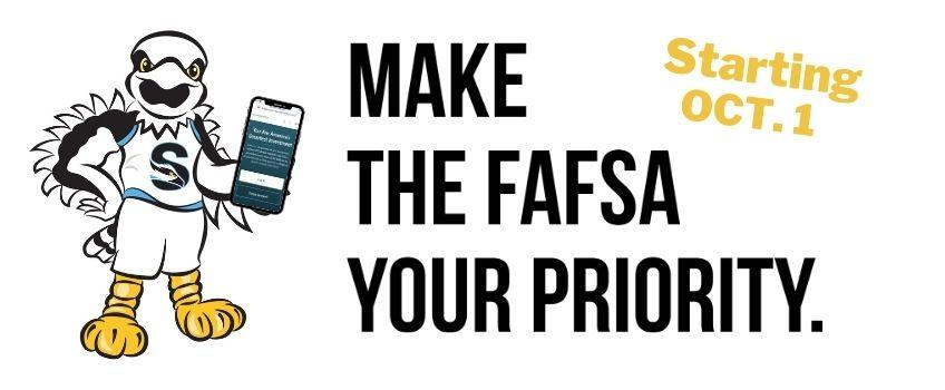 File your 21-22 FAFSA Today!