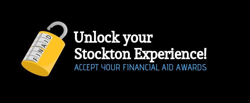 Accept your Financial Aid Awards