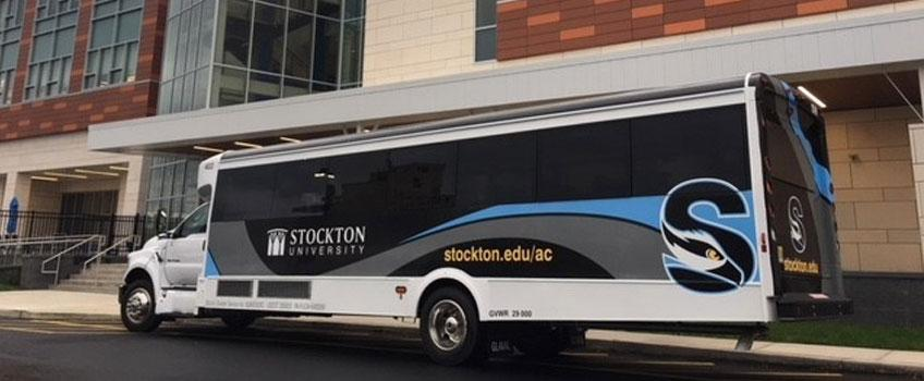Atlantic City campus shuttle