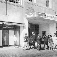 The Beginning of Stockton