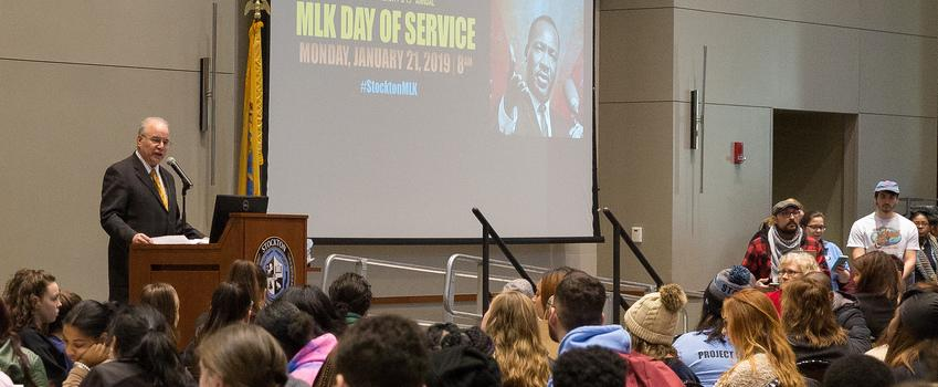 1,000 Participate at MLK Day of Service