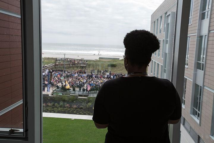 View Stockton Atlantic City ribbon cutting
