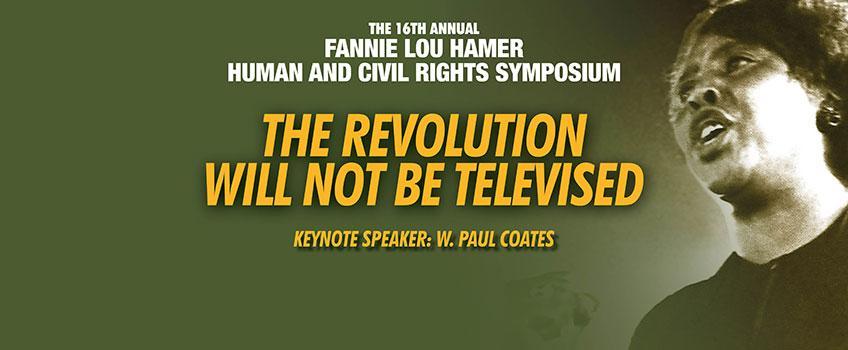 16th Annual Fannie Lou Hamer Human and Civil Rights Symposium